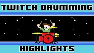 Dogsongs 2 - Another Dogsongs Medley (Drum Cover) -- The8BitDrummer