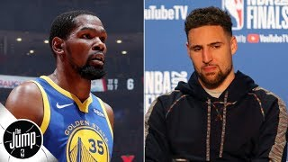 If Klay Thompson and Kevin Durant stay, the Warriors still have big questions to answer | The Jump