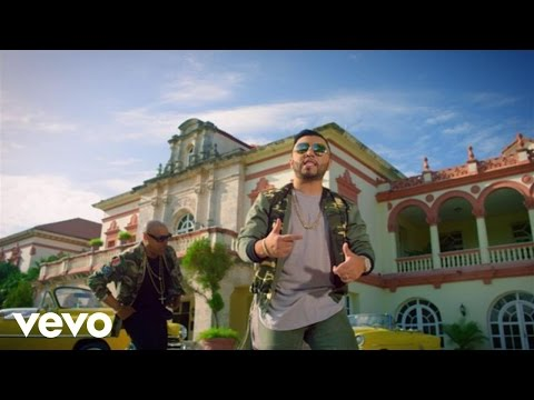 Alex Sensation Ft. Gente De Zona - La Mala y La Buena (Video Oficial)