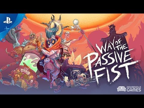 Way of the Passive Fist Trailer