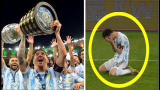"Lionel Messi Argentina Champion 🏆"" Short Movie 🐐"