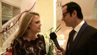 Vince Ebert mit Barbara Schoenefelder