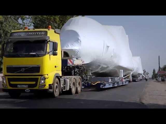 Уникальная операция или как будущие Индийские самолеты ДРЛО в Таганрог перебираются