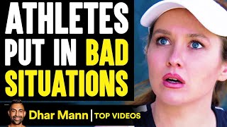 ATHLETES Put In BAD SITUATIONS, What Happens To Them Is Shocking   Dhar Mann