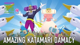 Amazing Katamari Damacy rolls onto mobile