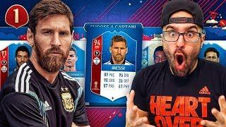 INSANE WORLD CUP DRAFT REWARDS! FIFA 18 DRAFT TO GLORY #01