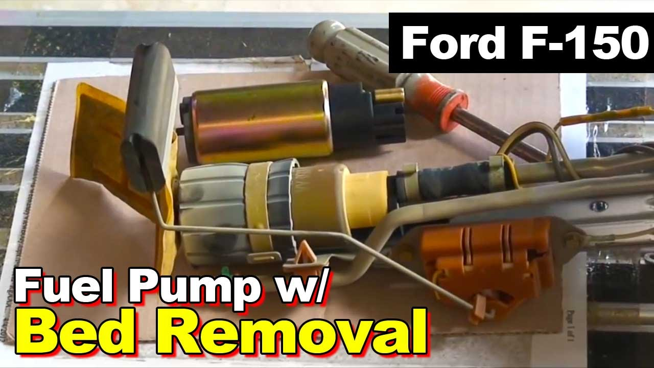1986 Ford F150 Fuel System Diagram