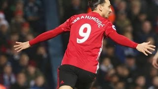 Manchester United 2-0 West Brom | All Goals & Highlights | 2016 | HD