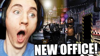 """OMG... THE NEW OFFICE IS REVEALED!!! 