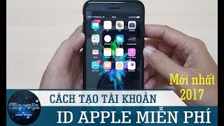 Create Apple ID free without visa card (new)
