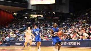 Dayton Dunbar, Thurgood Marshall dunks