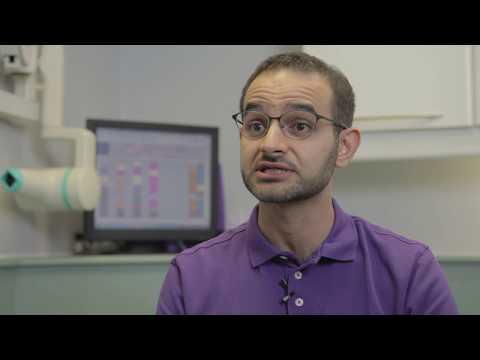 Meet Fahd Saleh, Periodontist