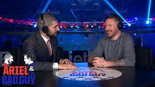 Conor McGregor's coach, John Kavanagh, talks about what went wrong at UFC 229 | Ariel Helwani