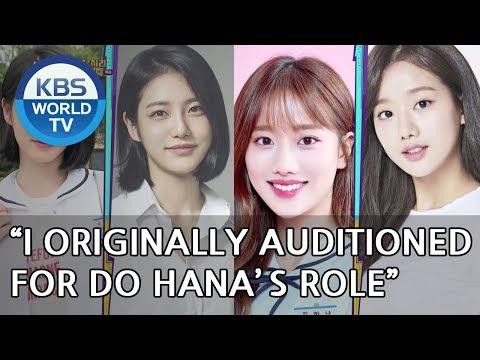 Naeun originally auditioned for Do Hana's Role? [Happy Together/2019.01.10]
