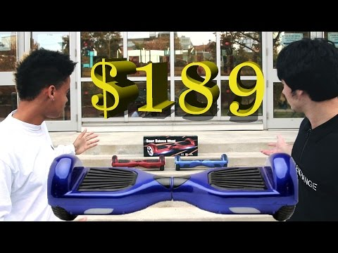 How Much Is Hoverboard