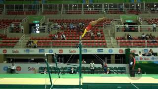 KARMAKAR Dipa (IND) - 2016 Olympic Test Event, Rio (BRA) - Qualifications Uneven Bars