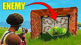 The BEST Way To Kill Bush Campers! [Fortnite]