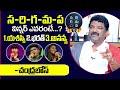 Lyricist Chandra Bose Reveals about Zee Telugu Saregamapa Title Winner   Yasaswi,Bharath,Ananya  STV
