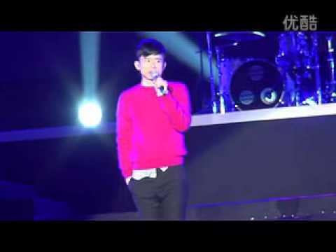 20140930群星演唱會活動-張杰 JasonZhang/ZhangJie   他不懂 很奇怪我愛你