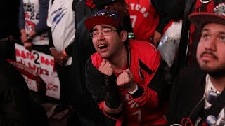 Kawhi's exit leaves Toronto Raptors fans heartbroken