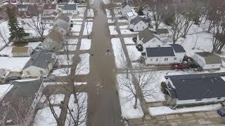 Green Bay Wisconsin flooding