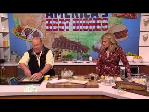 Acme Smoked Fish on abc's The Chew