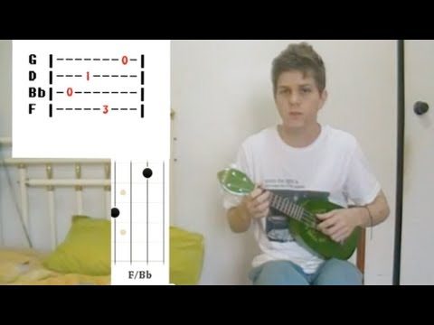 Baixar It's a fluke (Tiago Iorc) TUTORIAL de ukulele (how to play) detalhado.