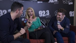 Karmin Unveils New Song, New Tour & New Style In 92.3 NOW Interview