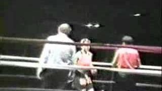 Female Boxing Knockout