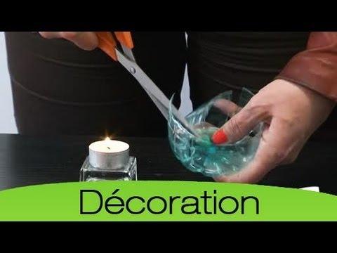 changer des bouteilles en plastique en fleur youtube. Black Bedroom Furniture Sets. Home Design Ideas