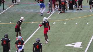 FBGP's 2020 Tropical Bowl Coverage - Day 1: National Team WR/DB 1-on-1s