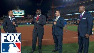 FOX MLB Crew analyzes Houston's huge win in Game 2 of the World Series | 2017 MLB Playoffs | FOX MLB