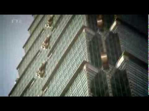 Mrakodrap Tchaj-pej 101 je považovaný za technický div sveta