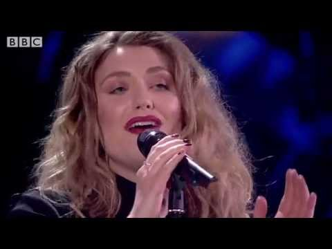 Labrinth and Ella Henderson - Jealous / Ghost at BBC Music Awards 2014