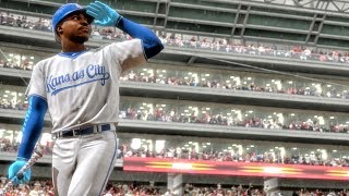 DEEP HOME RUN IN WET SLOPPY WEATHER! MLB The Show 17 Road to the Show Gameplay Ep. 22