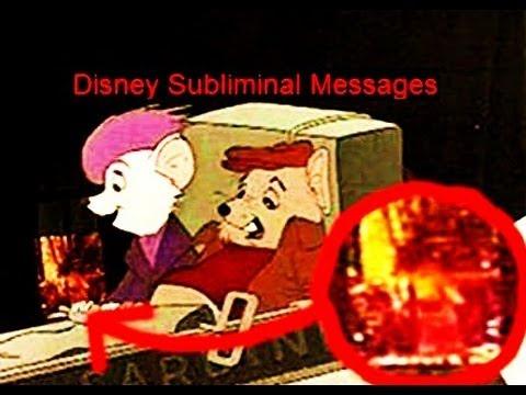 illuminati subliminal messages in disney - photo #13