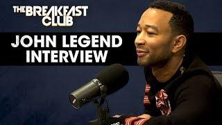 John Legend Knows Who Bit Beyonce, Talks Jesus Christ Superstar, New Music + More
