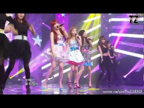 TaeTiSeo(태티서) - TWINKLE 트윙클 Stage Mix~~!!