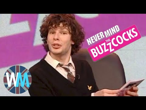 Top 10 Never Mind the Buzzcocks Moments