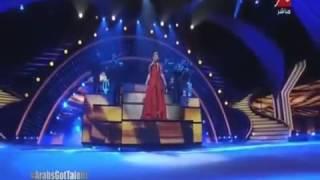 ياسمينا الحلقة النهائية  Arabs Got Talent