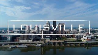 Louisville, Kentucky | 4K Drone Footage