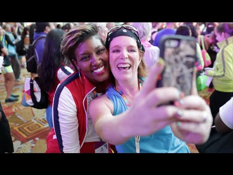 Charita's First Zumba® Instructor Convention