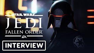 Star Wars: Jedi Fallen Order First Look Gameplay Demo - IGN Live   E3 2019