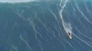 Dünyanın Sörf Yapılacak En Büyük Dalgası