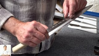 How To Choose The Perfect Knife - 4 Things To Consider