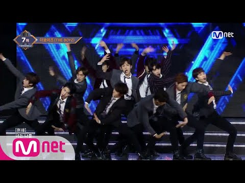 [THE BOYZ - Boy] KPOP TV Show | M COUNTDOWN 171221 EP.551