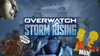 Overwatch: Storm Rising Is All Substance, No Style...