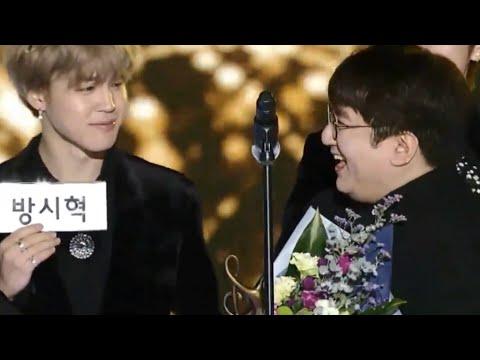 [제 27회 서울가요대상] BTS (방탄소년단) -  Win Daesang (Grand Prize), Best Producer, Bonsang