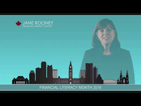 Happy Financial Literacy Month 2018 from Canada's Financial Literacy Leader