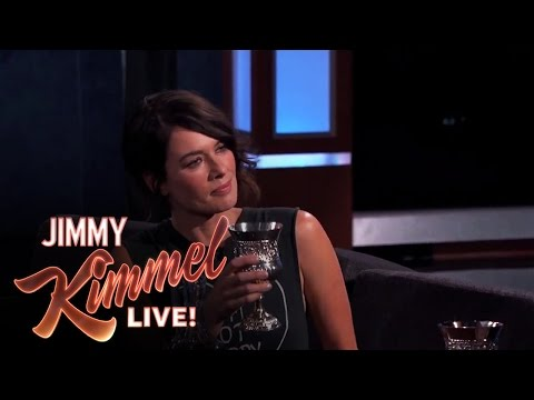 Lena Headey And Jimmy Kimmel Talk Game Of Thrones
